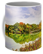 Fall In Central Park Coffee Mug