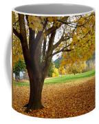 Fall In Kaloya Park 8 Coffee Mug