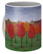 Fall In Markham Coffee Mug