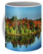 Fall In Northern Wisconsin Coffee Mug