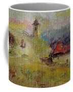 Fall In Orheiul Vechi Coffee Mug