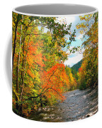 Fall In The Smokey Mountains  Coffee Mug