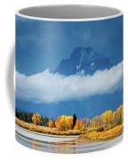 Fall At The Oxbow Coffee Mug
