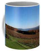 Fall In The Vineyards Coffee Mug