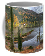 Fall In Vosges National Park Coffee Mug