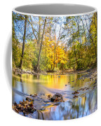 Fall In Wisconsin Coffee Mug by Steven Santamour