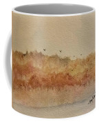 Fall Lake Coffee Mug