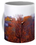 Fall Landing Coffee Mug