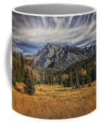 Fall Mountain Coffee Mug