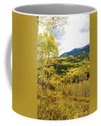 Fall Mountain Scenery Coffee Mug