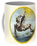Fall Of Icarus, Greek Mythology Coffee Mug