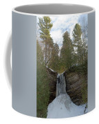 Fall Of Ice Coffee Mug