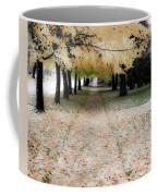 Fall On Oak Street Coffee Mug