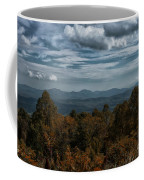 Fall On The All American Road Coffee Mug