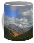 Fall On The Pass Coffee Mug