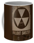 Fall Out Shelter Coffee Mug