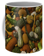 Fall Pile Coffee Mug