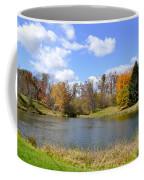 Fall Pond Coffee Mug