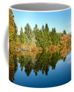 Fall Reflections II Coffee Mug