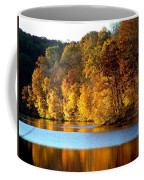 Fall Reflections Of Indiana Coffee Mug