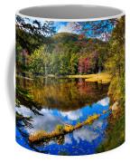 Fall Reflections On Cary Lake Coffee Mug