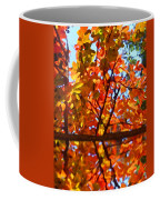 Fall Reflextion Coffee Mug