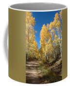 Fall Road Coffee Mug