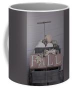 Fall S/c Coffee Mug