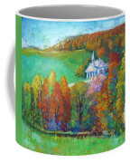 Fall Scene Coffee Mug