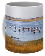 Fall Shellfishing Coffee Mug