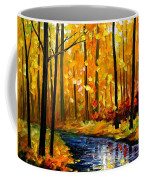 Fall Stream Coffee Mug