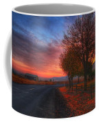 Fall Sunrise Coffee Mug