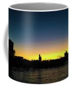 Fall Sunset In Nj Coffee Mug