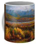 Fall Coffee Mug by Talya Johnson
