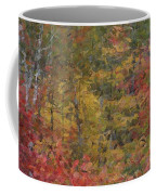 Fall Tapestry Coffee Mug