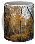 Fall Tees At  Yankee Horse Overlook   Coffee Mug