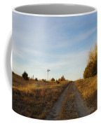 Fall Time On Old Trail Coffee Mug