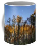 Fall Trees Reflected Coffee Mug