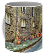 Fall Walkway  Coffee Mug