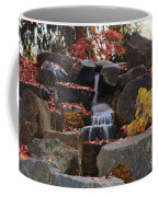 Fall Waterfall Coffee Mug
