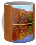 Fall Waters Coffee Mug