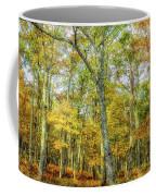 Fall Yellow Coffee Mug