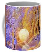Falled Moon Coffee Mug