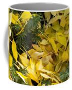 Fallen In The Evergreen Coffee Mug