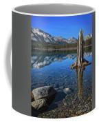 Fallen Leaf Lake Color Coffee Mug