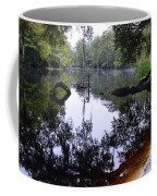Fallen Oak Nearly Covered Coffee Mug