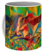 Falling Asleep In The Poppies Coffee Mug