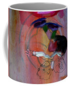 Falling Boy Coffee Mug