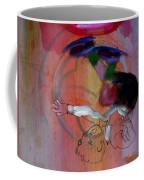 Falling Boy Coffee Mug