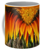 Falling Fire Coffee Mug